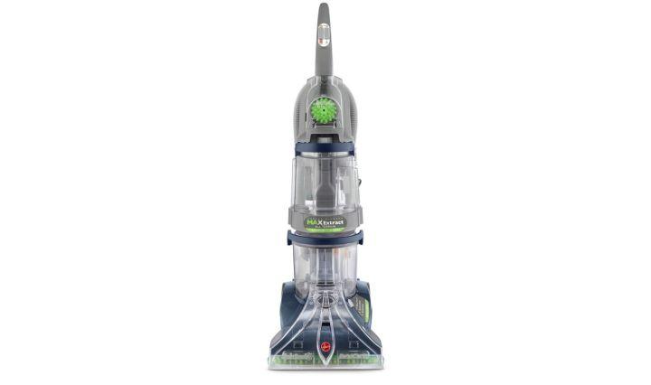 Hoover Dual V Steam Vac All Terrain with Spin Scrub F7452-900