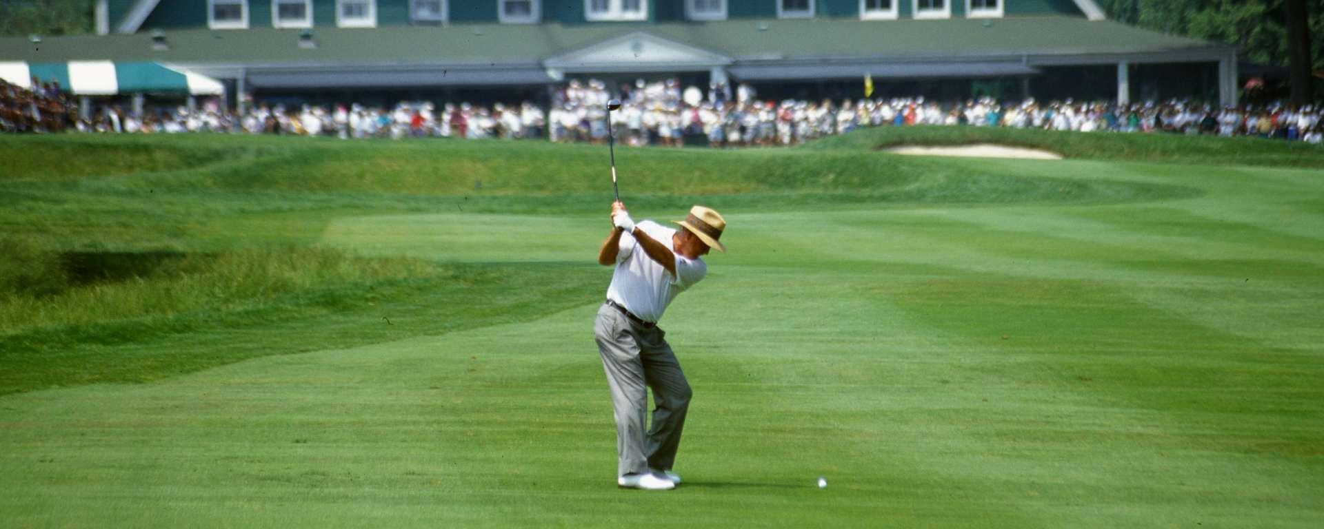 Arnold Palmer, 1994 US Open
