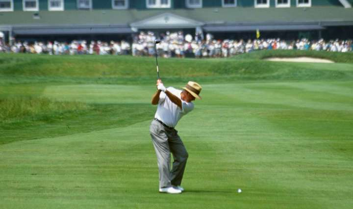 Arnold Palmer, 1994 US Open