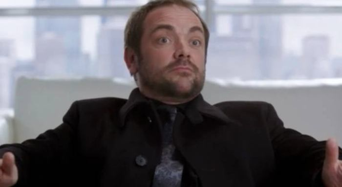 Supernatural's Crowley, King of Hell