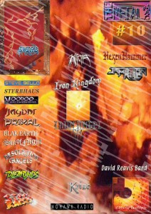 ©The Metal Mag N10 Cover