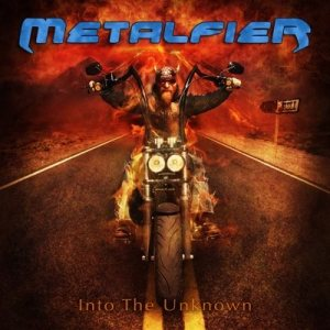 Metalfier :' into the unknown' album 2017 comin out may 5th all over the Cyberworld and May 10th in stores