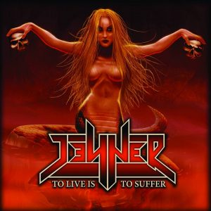 "Jenner : ""To Live Is To Suffer"" CD & K7 INFERNÖ Records"