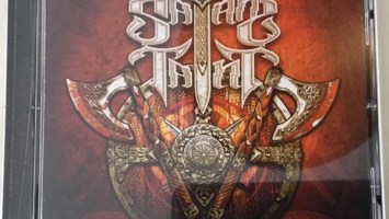 """Satans Taint : """"Axe to the Head of My Enemies"""" CD self release May 2017"""
