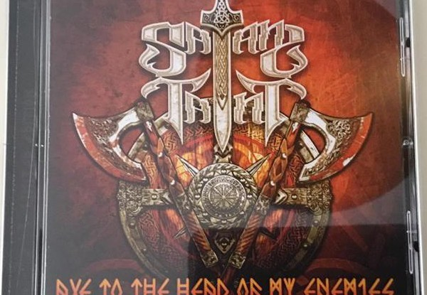 "Satans Taint : ""Axe to the Head of My Enemies"" CD self release May 2017"