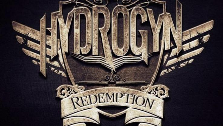Hydrogyn : 'Redemption' CD 27th Oct 2017 RFL Records.