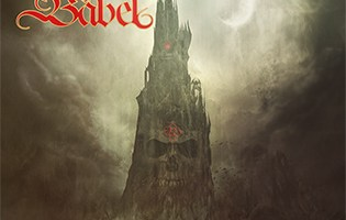 "Tower of Babel :""Lake Of Fire"" CD & Digital 20th July 2017 Lion Music records."