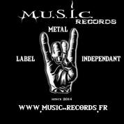 Music Records French instrument shop band's promotor