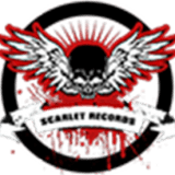 scarlet records italian gothic rock metal label