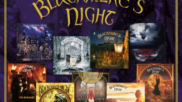 "BlackmoresNight : ""To the Moon and Back"" 2CD 11th August 2017 Minstrel Hall Music."