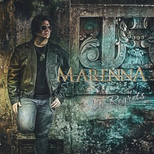 "Marenna : ""No regrets"" CD 2016 Lions Pride Music."