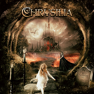 "Chrysilia : ""Et in Arcadia Ego"" CD & Digital 12 October 2017 Lion Music Records."