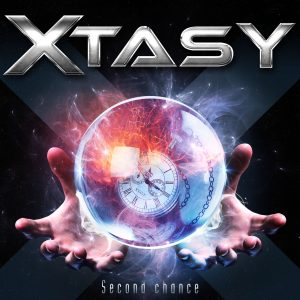 "Xtasy : "" Second Chance "" CD April 2017 Self Release."