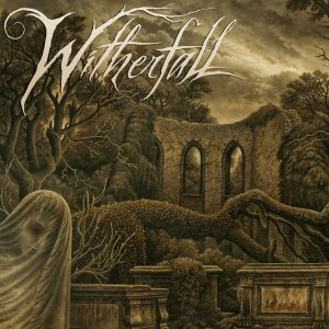 """Witherfall : """"End Of Time """" Digital single Century Media 2017."""