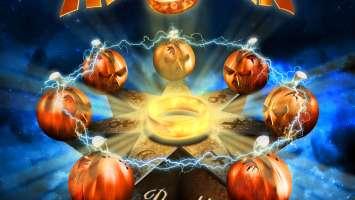 "Helloween : ""Pumpkins United"" Digital single Autumn 2017."