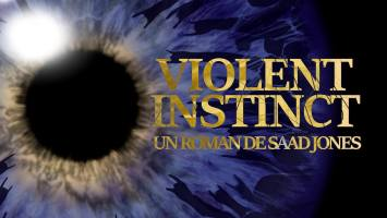 "Saad Jones : ""Violent Instinct"" Roman 2017 Amazon."