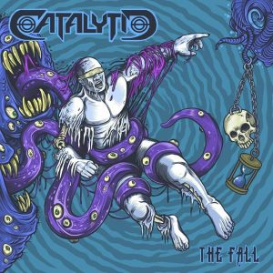 """Catalytic : """"The Fall"""" CD self release."""