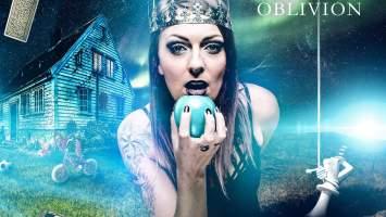 "Dust in mind : ""Oblivion"" Digipack CD & digital April 2017 Dark Tunes Music group."