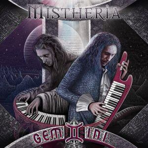 "Mistheria : ""Gemini"" Digipack CD & Digital 15th December 2017 Rockshots Records."