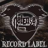DEFENSE RECORDS - underground metal label from Poland