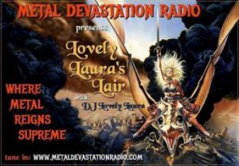 Metal Devastation Radio with Lovely Laura