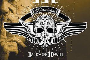 "Jackson Hewitt: ""Darwinism"" CD & Digital self release 2017."