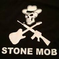 "Stone Mob : ""self titled"" CD 2017 ."