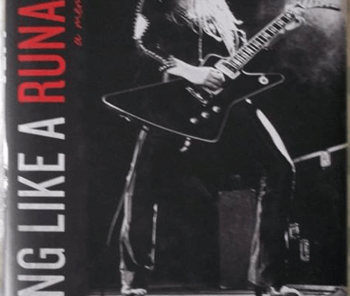 "Lita Ford : ""Living Like a Runaway"" Book 2016 Harpers Collins / William Morrow Publishers."