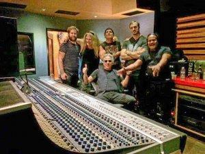 Blacksound Studios in LA by the great Michael Parnin