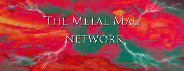 The Metal Mag Network banner