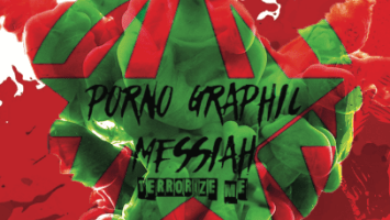 "Porno Graphic Messiah : ""Terrorize Me"" CD 13th December 2017 Konklav records."