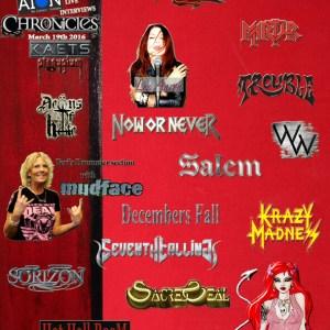 The Metal Mag N13 – April May 2016