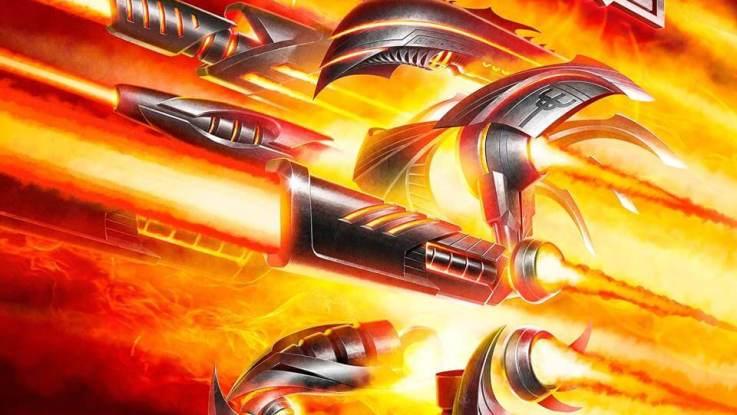 "Judas Priest : "" Firepower "" Digipack CD & CD & LP 9th March 2018 Sony."