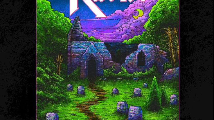 "Kaine : ""A Crisis Of Faith"" CD & LP & Digital 5th February 2018 Pointy Halo Productions."