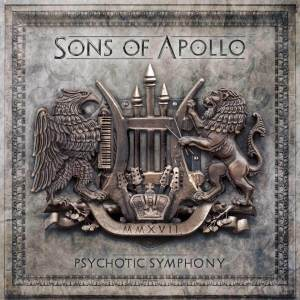 "Sons of Appolo : ""Psychotic Symphony"" Cd & Digital 20th October 2017 InsideOut Music/Sony Music / Century Records."