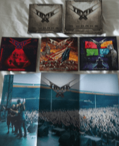 Toxik III Works boxset April 2018