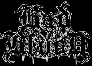 BadBlood black logo