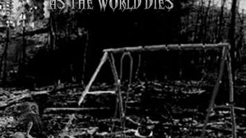 "Trauma : ""As The World Dies"" CD & Digital 11th May 2018 The Orchard."