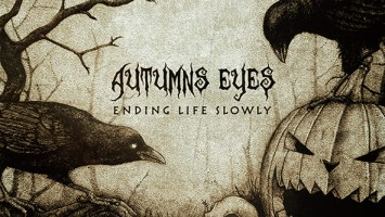 "Autumns Eyes : ""Ending Life Slowly"" CD & Digital 31st October 2017 Self Release."