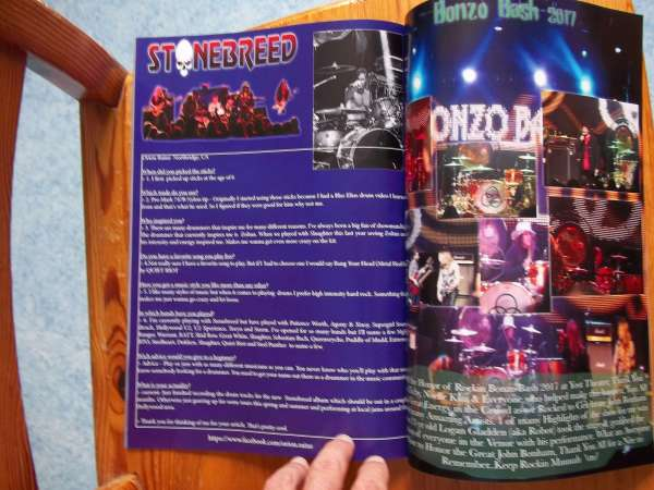 ©The Metal Mag°16 with Stonebreed and Teri Stahl at the bonzo bash