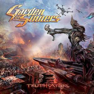 "Garden of Sinners : ""Truthsayers"" CD Self Released 22nd May 2018."