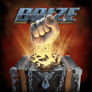"Boize : ""Boize"" CD September 2018 Heathen and Hell Records."