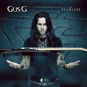 "Gus G : ""Fearless"" CD & LP 20th April 2018 AFM Records."