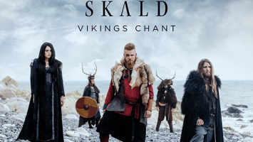 "SKALD : ""Viking Chant"" CD & Digital 9th November Decca Records / Universal Music Publishing ."