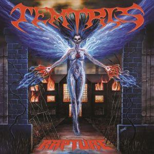 """Temtris : """"Rapture"""" Digipack CD 2nd November 2018 Battlegod Productions."""