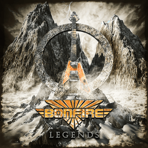 "Bonfire : ""Legends "" Double CD 19 October 2018 AFM Records ."