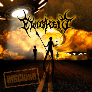 "Ewigkeit : ""DISClose"" Digital 23rd February 2019 CD 23rd March 2019 Death To Music Productions."
