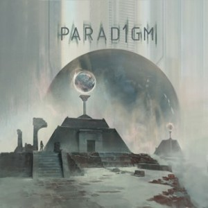 """Parad1gm :""""Self Titled"""" CD 8th March 2019 Ellie Promotion / Seasons of Mist."""