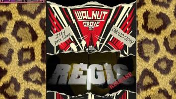 Regis et Walnut Grove DC en concert le 8 Février 2019 au Rock Assault La Rochelle
