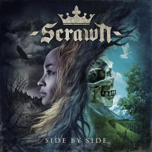 "Scrawn : ""Side by Side"" CD & Digital 8th March 2019 Self Released."